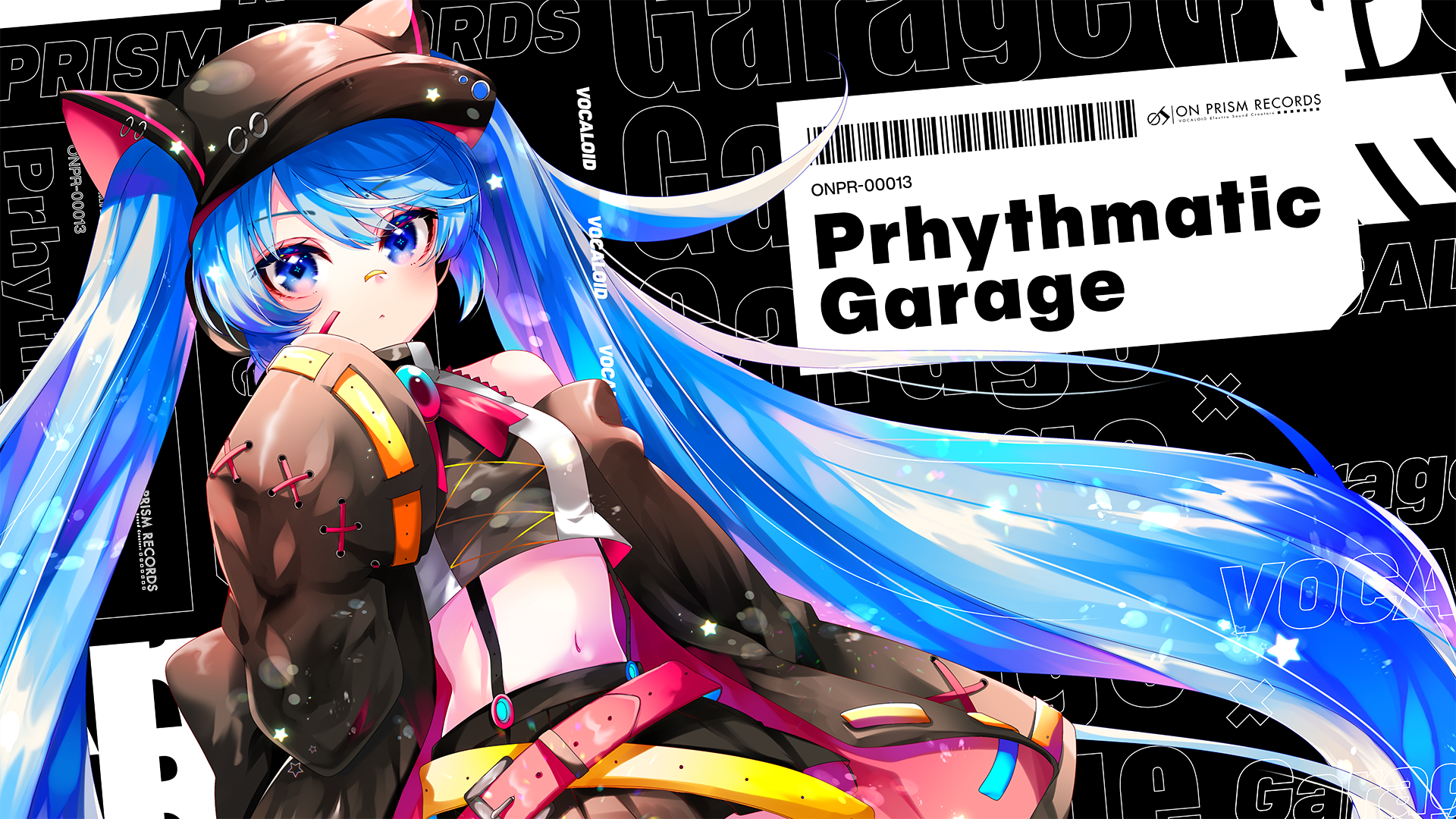 【3月】Prhythmatic Garage 制作裏話